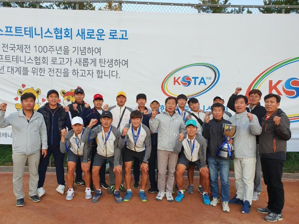 이천시, 경기도 정구대표팀 전국체전 단체전 및 개인복식 우승