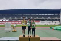 이천 신하초 김도현 선수, 문화체육관광부장관기 초등부 멀리뛰기 1위 올라