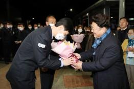 이천~잠실 경기 급행버스(G2100) 운행 개시